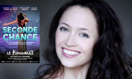 Seconde Chance : Candice Parise reçoit ToïToïToï