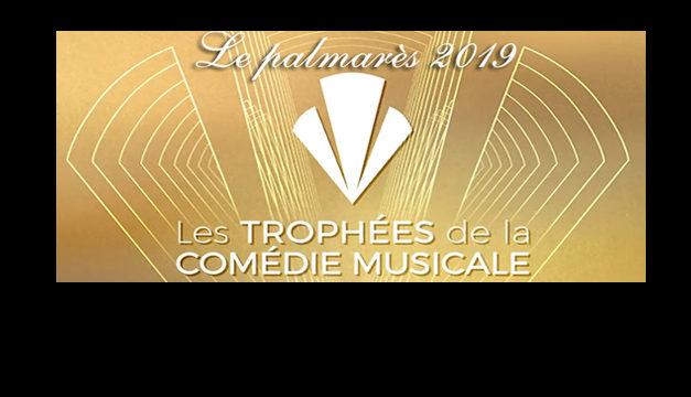 Les Trophées de la Comédie Musicale 2019
