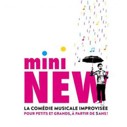 Mini New, la comédie musicale improvisée