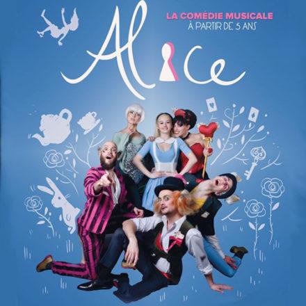 Alice, à Paris et en tournée