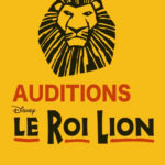 Auditions pour Le Roi Lion