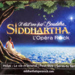 Album physique Siddhartha l'Opéra Rock disponible !
