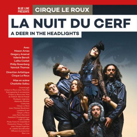 La Nuit du CERF – Cirque Le Roux