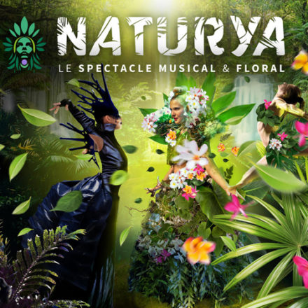 Naturya – Le spectacle musical et floral
