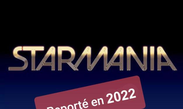 Starmania reporté en 2022