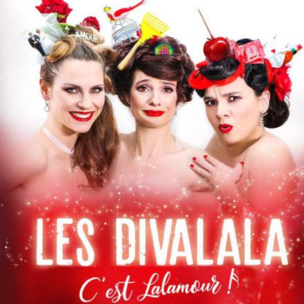 Les Divalala – C'est lalamour !