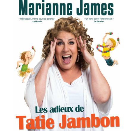 Les adieux de Tatie Jambon