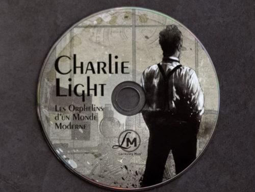 EP Charlie Light en précommande